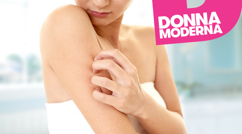 Dermatite: cause, sintomi e rimedi – Donna Moderna